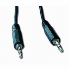 KABEL STEREO 3.5MM M->M, 5M