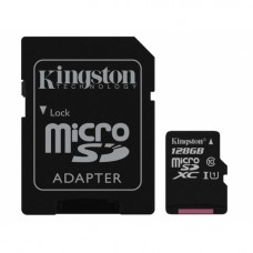 Kingston microSDHC, Class10, 128GB