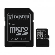 Kingston microSDHC, Class10, 32GB