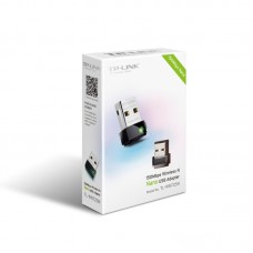TP-Link TL-WN725N, WLAN nano USB adapter, 150Mbps