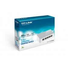 TP-Link TL-SF1005D, 5-port 10/100 switch,plastično