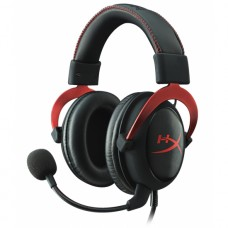 Kingston HyperX Cloud II, Gaming slušalice, crvene